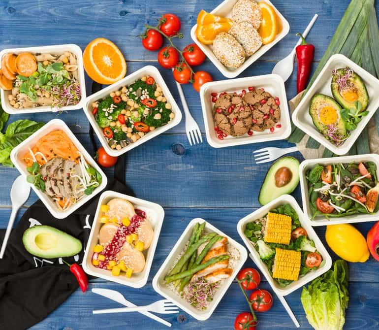 Dieta pudełkowa w Lesznie