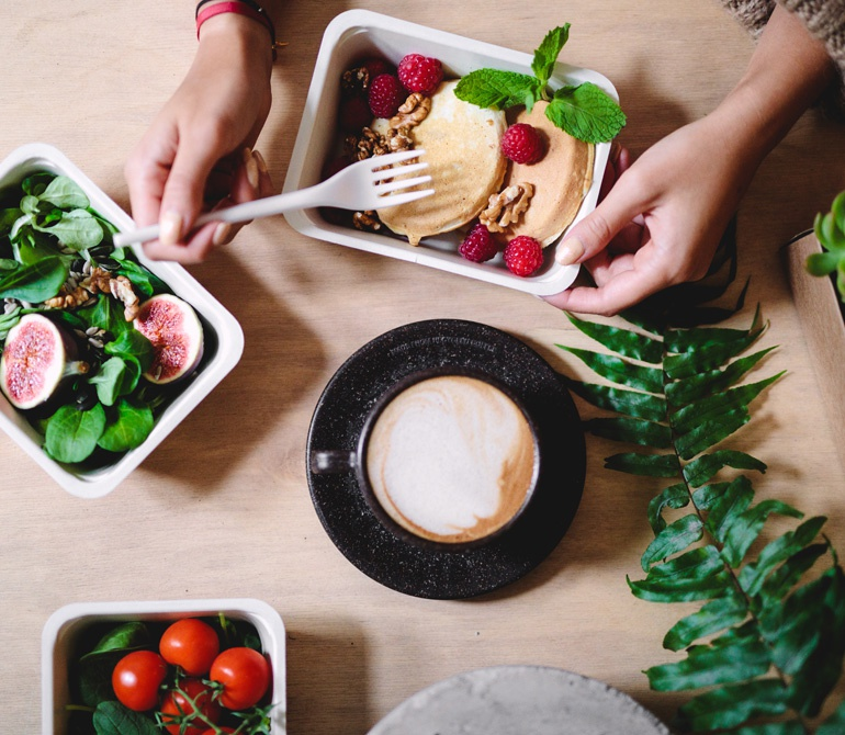Catering pudełkowy Września