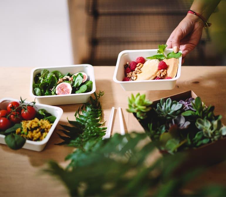 Dieta pudełkowa Zielonka
